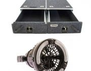 Titan Drawer System - 1070mm + 2in1 LED Light & Fan
