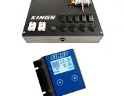 Kings 12V Battery Monitor + 12V Control Box