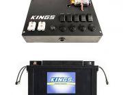 12V Control Box + 138Ah AGM Deep-Cycle Battery