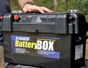 Adventure Kings Maxi Battery Box