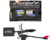 Adventure Kings Maxi Battery Box + CTEK Battery Sense