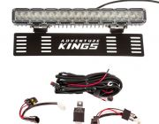 "15"" Numberplate LED Light Bar + Wiring Harness"