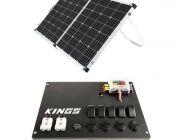 12v Control Box + Adventure Kings 160w Solar Panel
