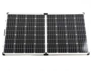 Kings 160w Solar Panel with PWM Regulator | Monocrystalline Cells | Adventure Kings