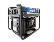 Kings 3.5kVA 3500W Peak Generator | Pure Sine-Wave Power | Remote Power & Home Backup