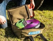 Adventure Kings Canvas Recovery Bag | 400GSM | Internal Pockets