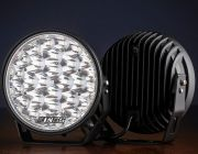 """Kings Domin8r Xtreme 9"""" LED Driving Lights (Pair)   1Lux @ 1,384m   19,796 lumens   Fitted with OSRAM LEDs"""