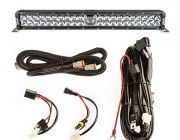 "Kings Smart Harness + Adventure Kings 24"" Laser Light Bar"