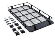Steel Full Length Roof Rack Suitable for Prado 150 Series |incl mounting brackets