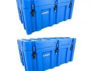 2x Adventure Kings 156L Storage Box
