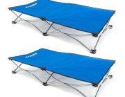 2x Kings Folding Pet Bed