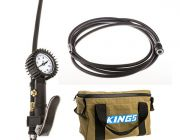 Kings 3in1 Ultimate Air Tool + Thumper Air Hose Extension 4m + Canvas Thumper Bag