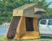 4-man Annex for Roof Top Tent, fully waterproof   incl enclosed floor   Adventure Kings