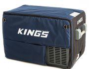 Kings 45L Fridge Cover   Suits Kings 45L Fridge/Freezer   Tough   Durable   Insulated