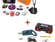 Hercules Complete Recovery Kit + Hercules 12V Impact Wrench