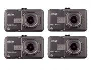4x Adventure Kings Dash Camera