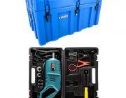 Adventure Kings 156L Storage Box + Hercules 12V Impact Wrench