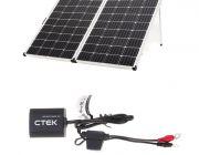 Adventure Kings 250w Solar Panel + CTEK Battery Sense