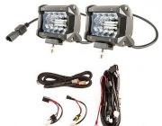 "Adventure Kings 4"" LED Light Bar + Smart Harness"