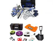 Adventure Kings Tool Kit - Ultimate Bush Mechanic + Hercules Complete Recovery Kit
