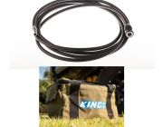 Adventure Kings Canvas Thumper Bag + Thumper Air Hose Extension 4m