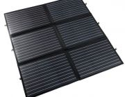 200W Folding Solar Blanket Adventure Kings
