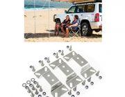 Adventure Kings Awning 2x2.5m + Awning bracket kit (for Grand Tourer RTT)