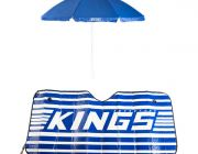 Adventure Kings Beach Umbrella + Sunshade