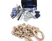 Adventure Kings Tool Kit - Ultimate Bush Mechanic + Hercules Drag Chain