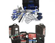 Adventure Kings Tool Kit - Ultimate Bush Mechanic + 100+ Piece Survival 'Vehicle' First-Aid Kit