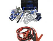 Adventure Kings Tool Kit - Ultimate Bush Mechanic + Adventure Kings Heavy-Duty Jumper Leads