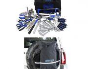Adventure Kings Tool Kit - Ultimate Bush Mechanic + Premium 48L Dirty Gear Bag