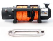 Domin8r X 12,000lb Winch with rope + Hercules Hawse Fairlead