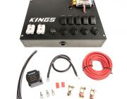 12V Control Box + Dual Battery System