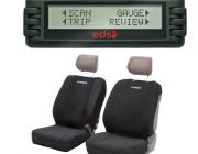 Engine Data Scan Computer + Adventure Kings - Neoprene Front Seat Covers (Pair)