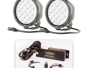 "Essential 7"" Driving Light Pack 