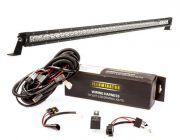 "Kings 40"" LETHAL MKIII Slim Line LED Light Bar + Bar Wiring Harness"