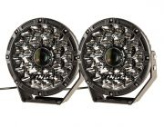 "Adventure Kings 8.5"" Laser Driving Lights (pair)   1 Lux @ 1709m   2-Year Warranty"