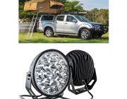 "Adventure Kings Roof Top Tent + Kings 9"" LED Driving Lights (pair)"