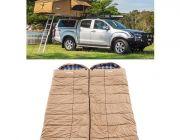 Adventure Kings Roof Top Tent + 2x Adventure Kings Premium Sleeping bag