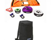 Hercules Essential Nylon Recovery Kit + Adventure Kings Dirty Gear Bag