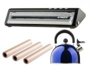 Adventure Kings Vacuum Sealer + Vacuum Sealer Rolls 3-Pack + Camping Kettle