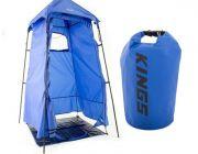 Adventure Kings Shower Tent + 15L Dry Bag