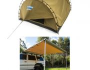 Adventure Kings Double Swag Big Daddy Deluxe + Adventure Kings Awning 2.5x2.5m