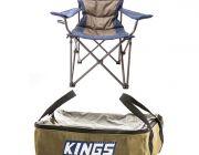 Throne Camping Chair + Adventure Kings Clear Top Canvas Bag