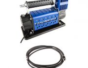 Thumper 12v Air Compressor 160L/M 150PSI + Thumper Air Hose Extension 4m