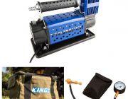 Thumper Air Compressor + Tyre Deflator + Canvas Thumper Bag