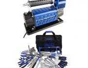 Thumper 12v Air Compressor 160L/M 150PSI + Adventure Kings Tool Kit - Ultimate Bush Mechanic