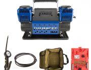 Thumper Max Dual Air Compressor + Kings 3in1 Ultimate Air Tool + Thumper Air Hose Extension 4m + Canvas Thumper Bag + Hercules Tyre Repair Kit