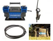 Thumper Max Dual Air Compressor + Kings 3in1 Ultimate Air Tool + Thumper Air Hose Extension 4m + Canvas Thumper Bag